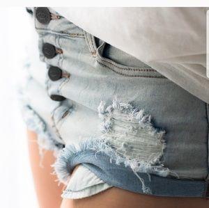 Pants - Reposh Amagansett shorts